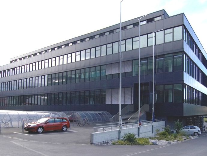 Komfortable Büro- und Gewerbeflächen